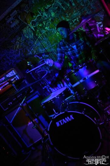 Black Horns @ Bar'hic86