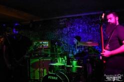 Black Horns @ Bar'hic91