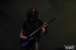 Coroner @ Metal Days16