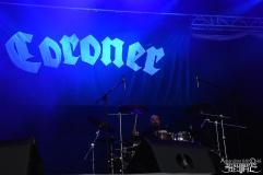 Coroner @ Metal Days2