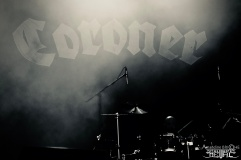Coroner @ Metal Days4
