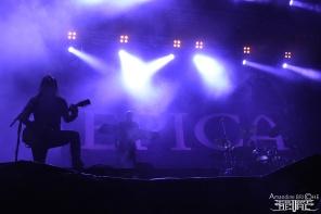 Epica @ Metal Days89