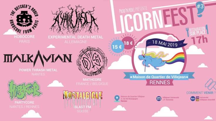 Licorne Fest #3