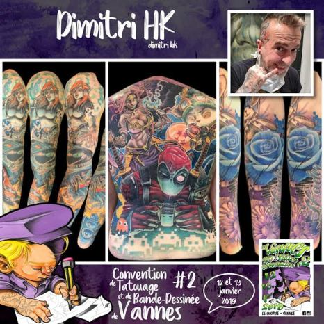 Dimitri HK
