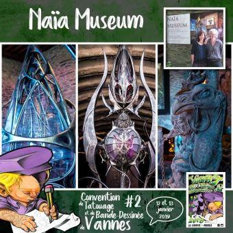 Le Naia Museum