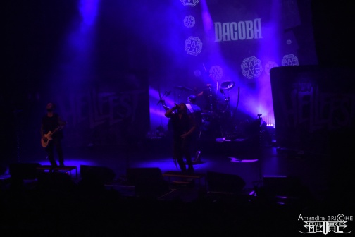 Dagoba @ W4RM UP 7OUR @ Brest50
