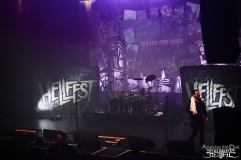 Hellfest W4RM UP 7OUR @ Brest22