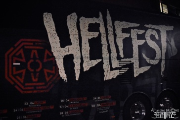 Hellfest W4RM UP 7OUR @ Brest23