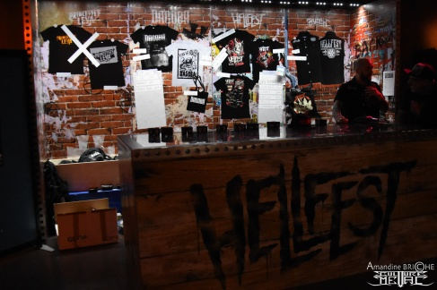Hellfest W4RM UP 7OUR @ Brest7