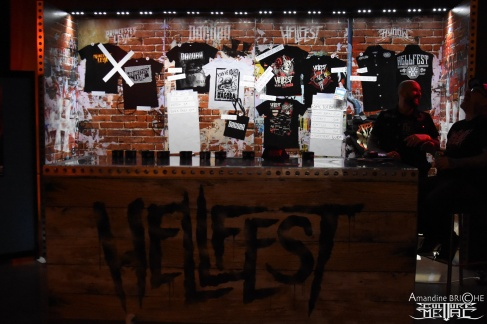 Hellfest W4RM UP 7OUR @ Brest9