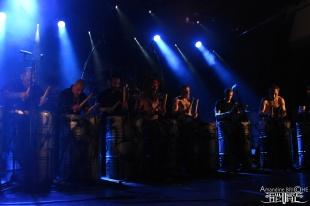 Les Tambours du Bronx @ l'Etage151