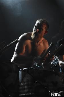 Les Tambours du Bronx @ l'Etage163