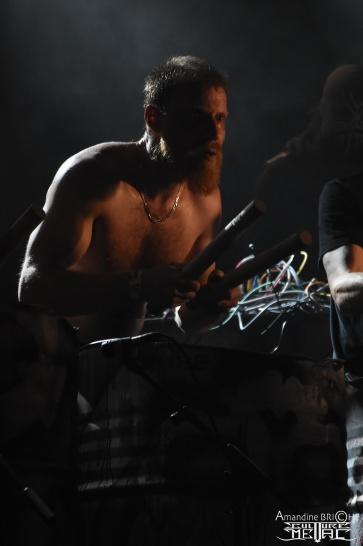 Les Tambours du Bronx @ l'Etage165