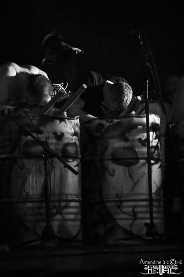 Les Tambours du Bronx @ l'Etage167
