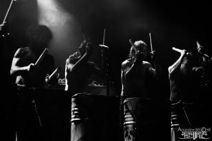 Les Tambours du Bronx @ l'Etage193