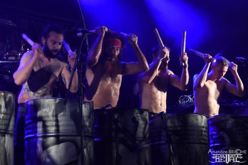 Les Tambours du Bronx @ l'Etage225