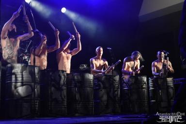 Les Tambours du Bronx @ l'Etage228