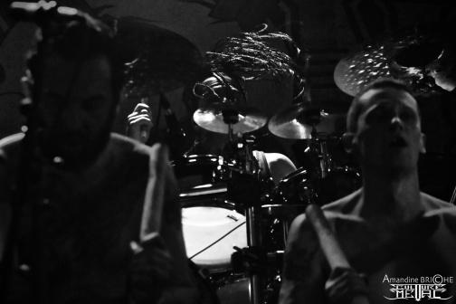 Les Tambours du Bronx @ l'Etage255