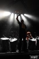 Les Tambours du Bronx @ l'Etage263
