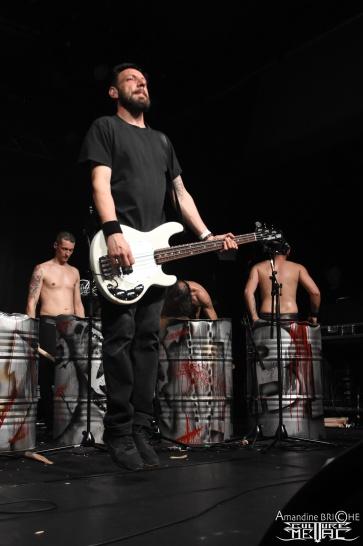 Les Tambours du Bronx @ l'Etage35