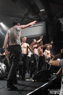 Les Tambours du Bronx @ l'Etage51