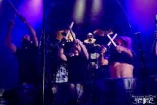 Les Tambours du Bronx @ l'Etage67