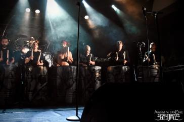 Les Tambours du Bronx @ l'Etage73
