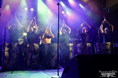 Les Tambours du Bronx @ l'Etage74