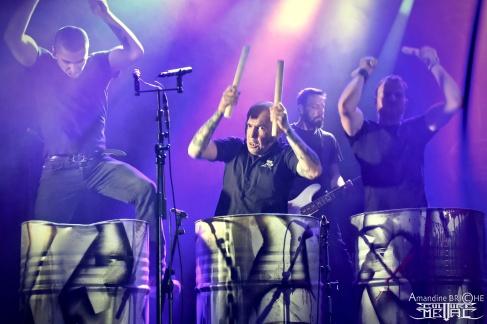 Les Tambours du Bronx @ l'Etage80
