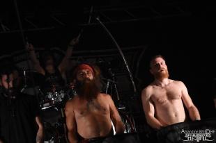 Les Tambours du Bronx @ l'Etage95