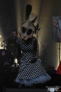 Dead Bones Bunny @Metal Culture(s) IX140