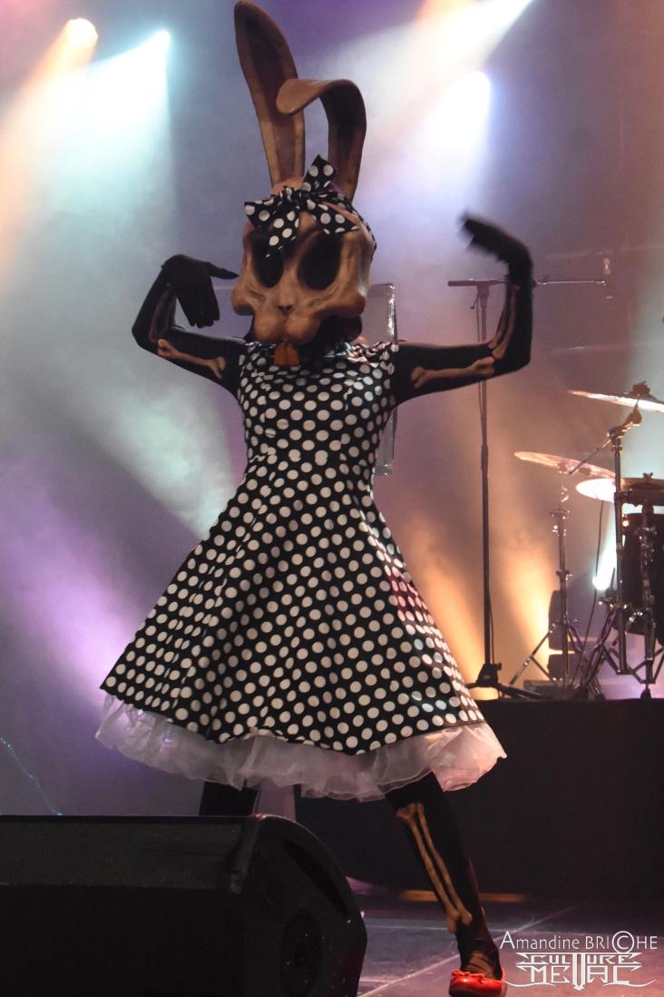 Dead Bones Bunny @Metal Culture(s) IX84