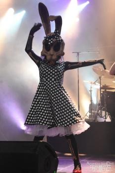 Dead Bones Bunny @Metal Culture(s) IX86