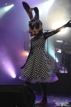 Dead Bones Bunny @Metal Culture(s) IX87