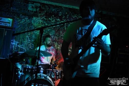 The Chainsaw Motel @ Warm Up Licorne Fest10