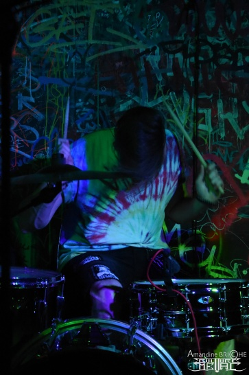 The Chainsaw Motel @ Warm Up Licorne Fest13
