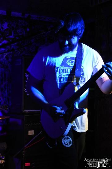 The Chainsaw Motel @ Warm Up Licorne Fest16