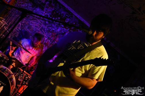The Chainsaw Motel @ Warm Up Licorne Fest2