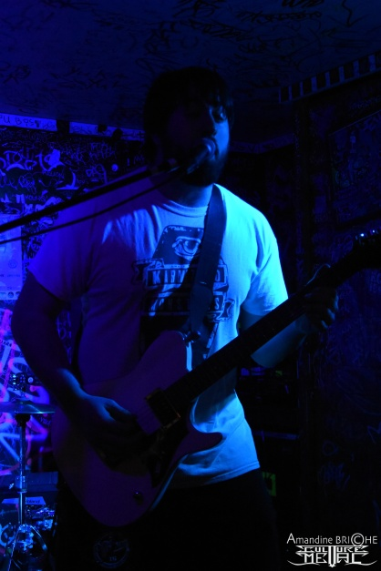 The Chainsaw Motel @ Warm Up Licorne Fest22