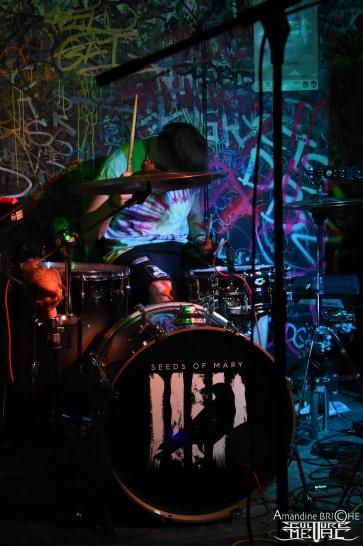 The Chainsaw Motel @ Warm Up Licorne Fest23