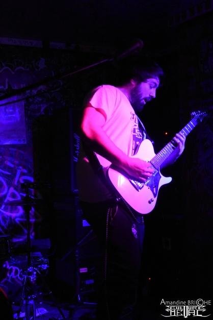 The Chainsaw Motel @ Warm Up Licorne Fest30