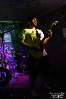 The Chainsaw Motel @ Warm Up Licorne Fest35