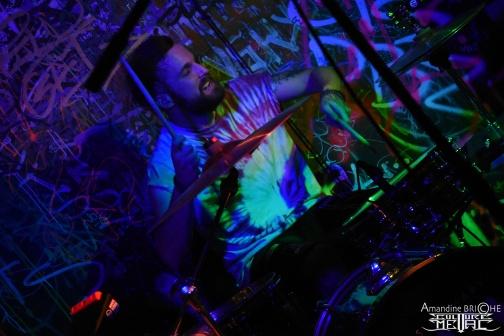 The Chainsaw Motel @ Warm Up Licorne Fest54