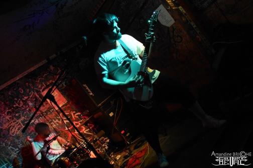 The Chainsaw Motel @ Warm Up Licorne Fest60