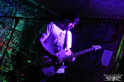 The Chainsaw Motel @ Warm Up Licorne Fest72
