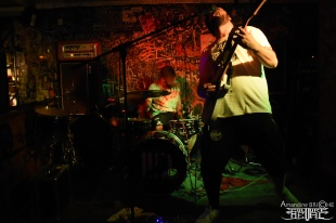 The Chainsaw Motel @ Warm Up Licorne Fest8