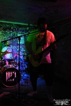 The Chainsaw Motel @ Warm Up Licorne Fest83
