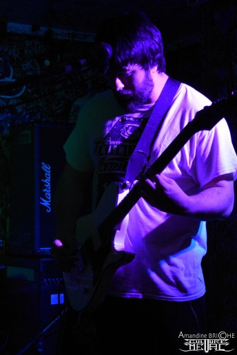 The Chainsaw Motel @ Warm Up Licorne Fest96