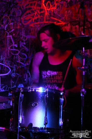 The Chris Rolling Squad @ Licorne Fest Warm Up14