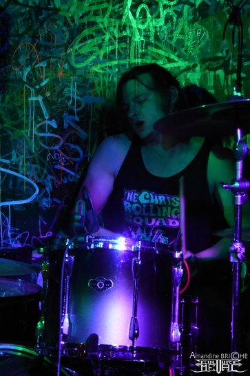 The Chris Rolling Squad @ Licorne Fest Warm Up15